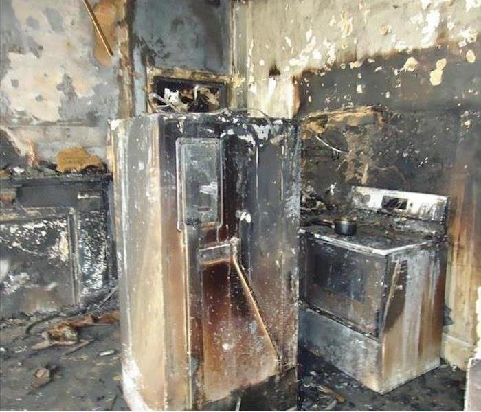 Devastating Kitchen Fire