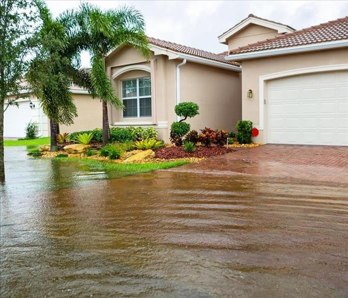 Storm Damage Factors Affecting Drying After Flood Damage To Your Marina Del Rey Home