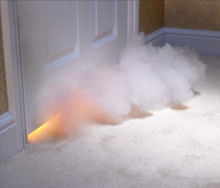 Fire Damage Smoke Residues That Can Affect the Cleanability of Your Fire Damaged Los Angeles Home