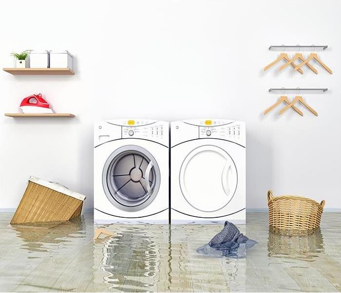 Water Damage The Steps You Can Take When Your Washing Machine Leaks Water In Your Marina Del Rey Home